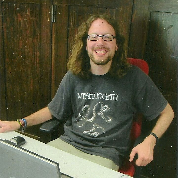 Scharfenberg, Lars