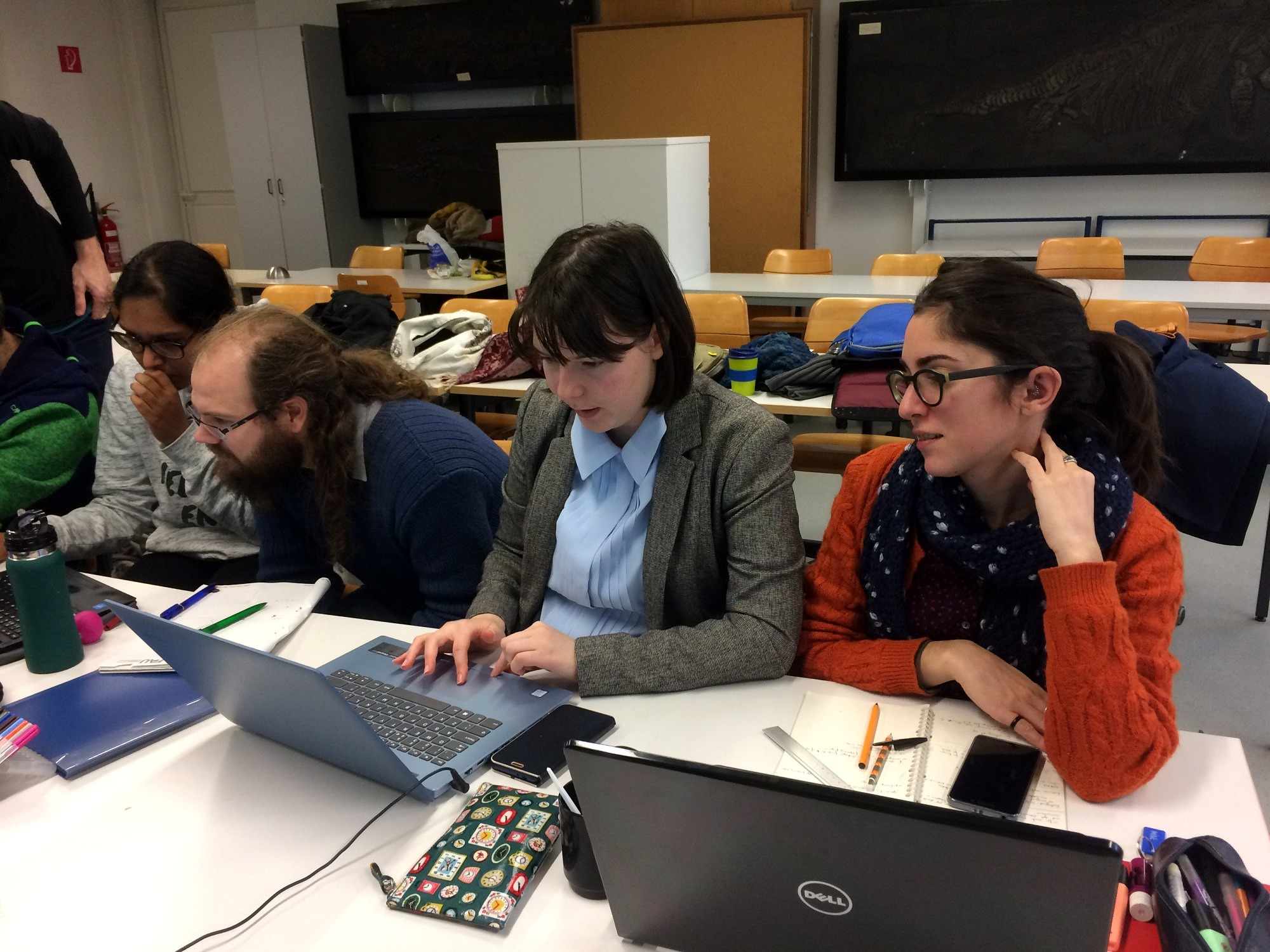 "Towards entry ""Modelling Workshop at Vienna University completed"""