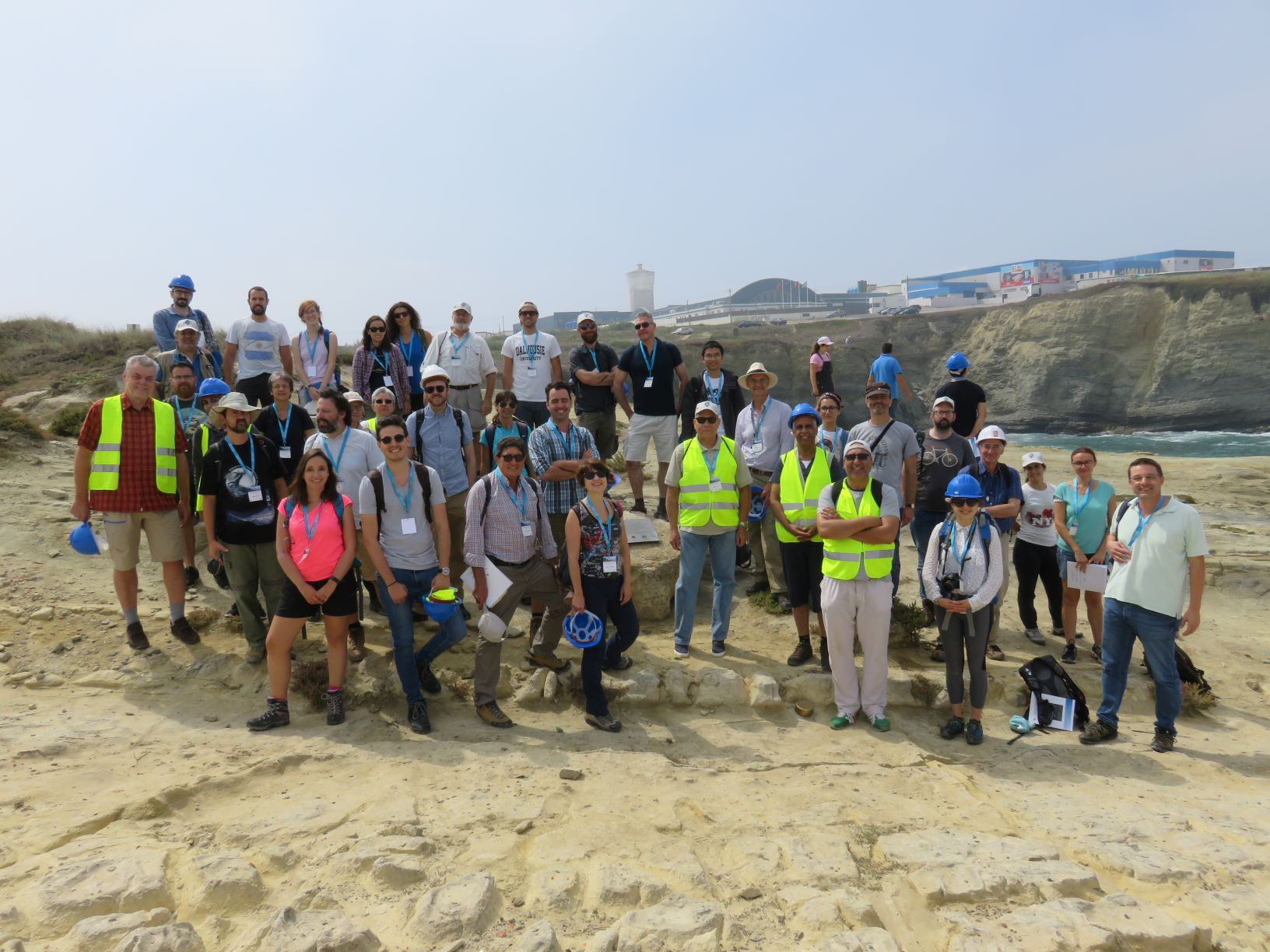 "Towards entry ""2nd Workshop and Fieldtrip of IGCP 655 Toarcian Oceanic Anoxic Event: Impact on marine carbon cycle and ecosystems. September 6th – 9th, 2018, Coimbra (Portugal)"""