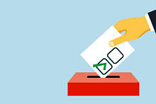 "Towards entry ""To the polls: University elections on 25 and 26 June 2019"""