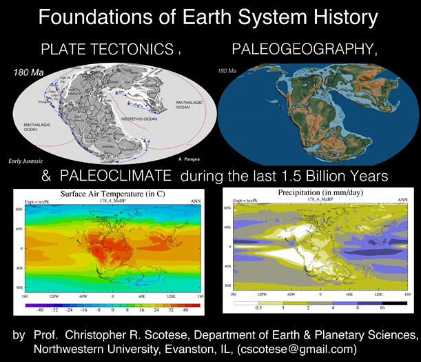 "Towards entry ""On July 3, 5pm, Prof. Christopher Scotese  gave a talk ""Foundation of Earth System History: Plate tectonics, paleogeography & paleoclimate during the last 1.5 billion years"" in Hörsaal Geologie"""